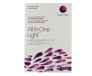 All In One All in One light 2x360ml